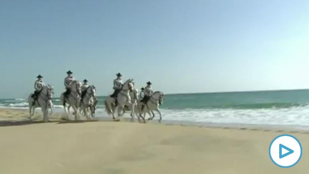 Último homenaje de la Junta de Andalucía.