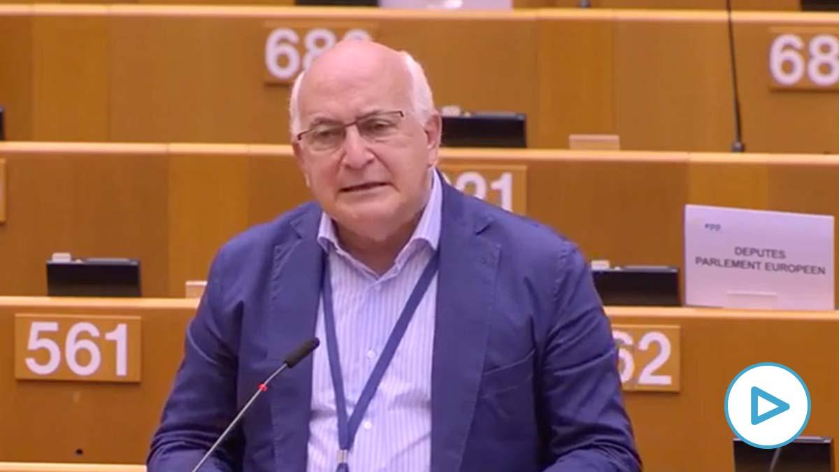 Javier Zarzalejos, eurodiputado del PP.