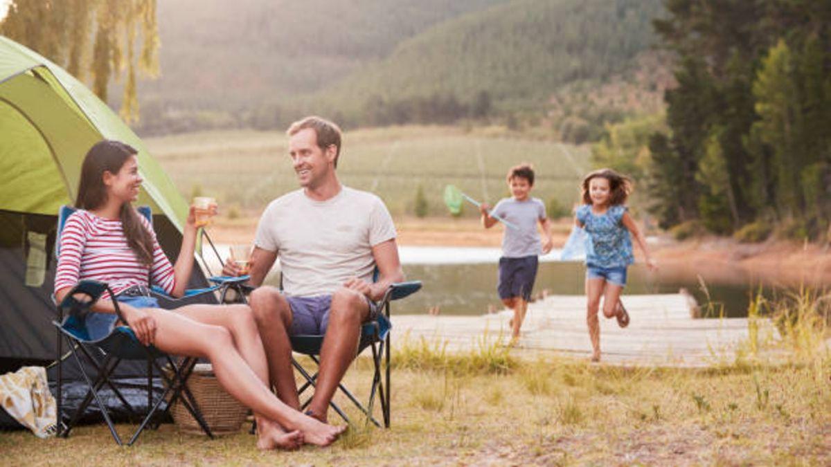 Consejos que son esenciales para ir de camping con los niños este verano
