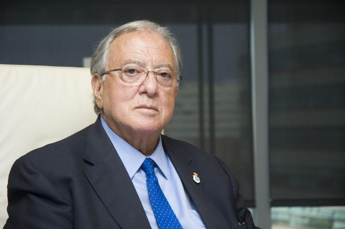 Diego Murillo, presidente de la Fundación A.M.A