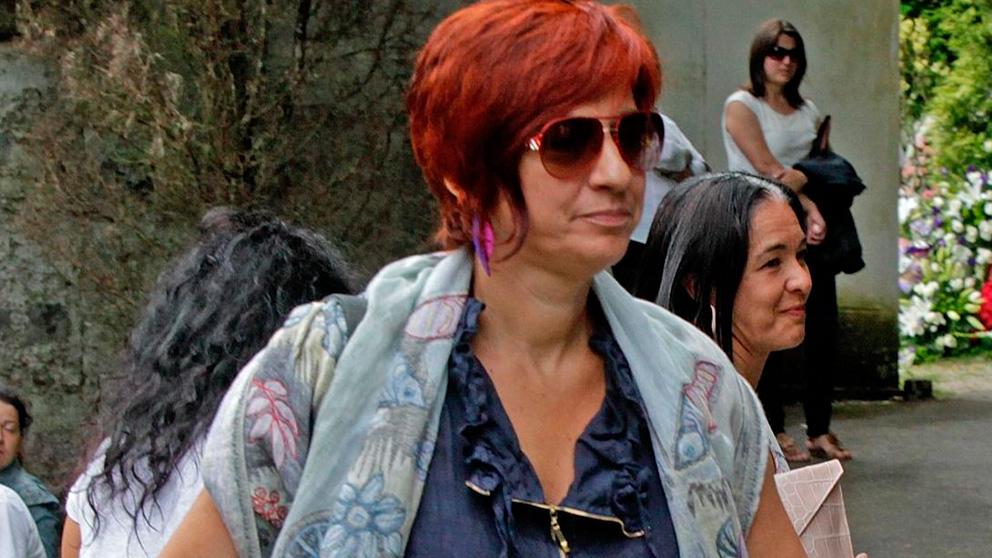 Sandra Ortega, hija de Amancio Ortega.