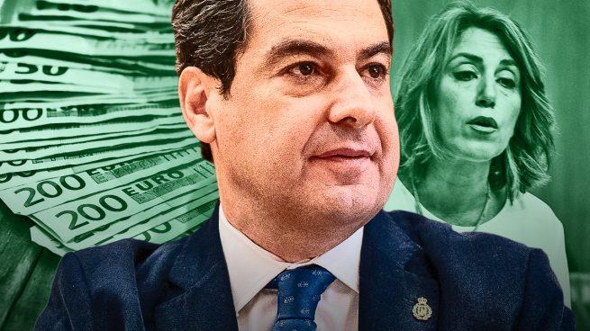 Susana Díaz dejó 200 millones en facturas sin pagar a las universidades: la 'nueva' Junta salda la deuda.
