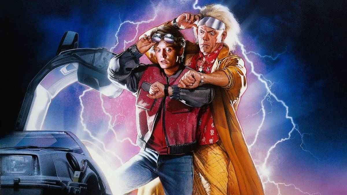 «Regreso al futuro» es una de las trilogías más exitosas de la historia