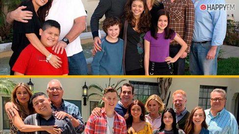 Modern Family: Así han cambiado los niños de la serie