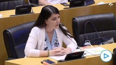 Macarena Olona a Irene Montero «¿En nombre de qué perspectiva de género vetaron investigar el los abusos en Baleares?».