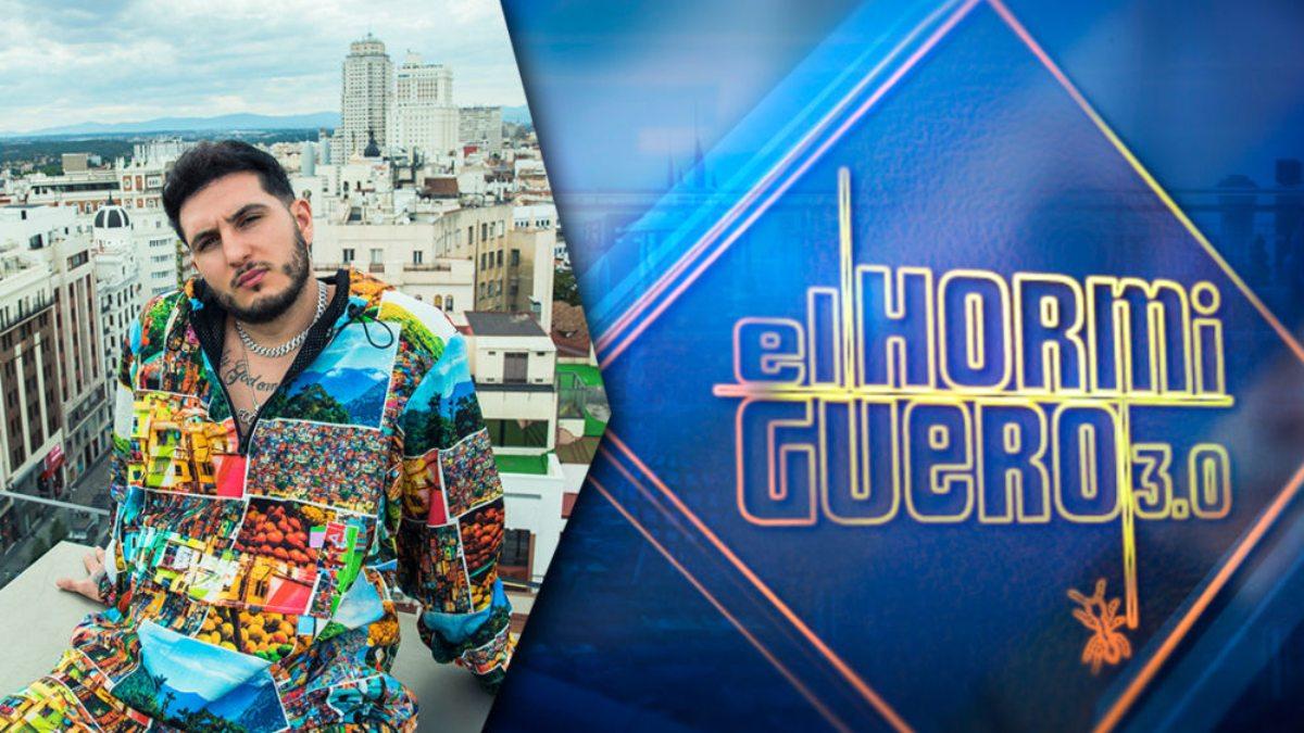 Omar Montes será el primer invitado de 'El Hormiguero' con la vuelta del público a plató