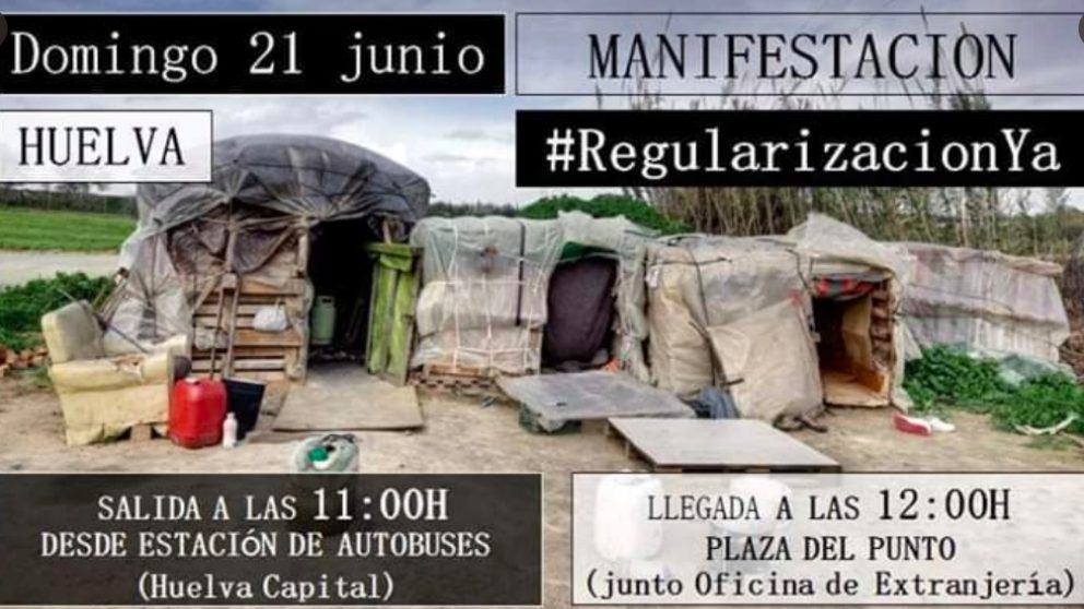 Convocatoria de RegularizaciónYA.