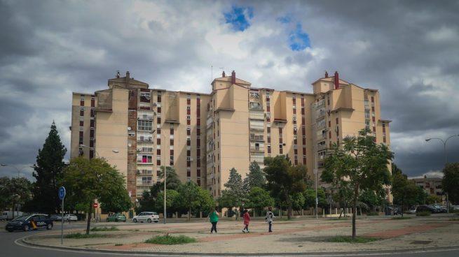 La barriada de las Tres Mil Viviendas, en Sevilla.
