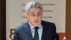 Valentín Pich,presidente del Consejo General de Economistas