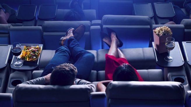 Cinesa reabre hoy sus primeros cines de la Comunidad de Madrid. Foto: EP