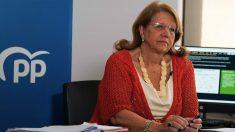 Elvira Rodríguez. (Foto: GPP)