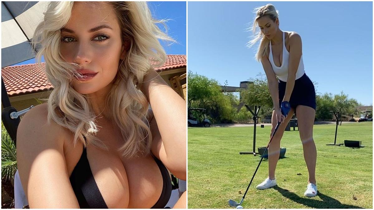 Paige Spiranac, la Kournikova del golf.
