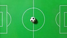 Los pasos para poder hacer un campo de fútbol com materiales reciclados