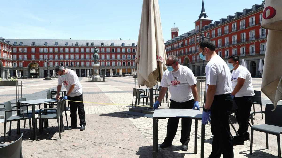 La Comunidad de Madrid llegará a la nueva normalidad el domingo
