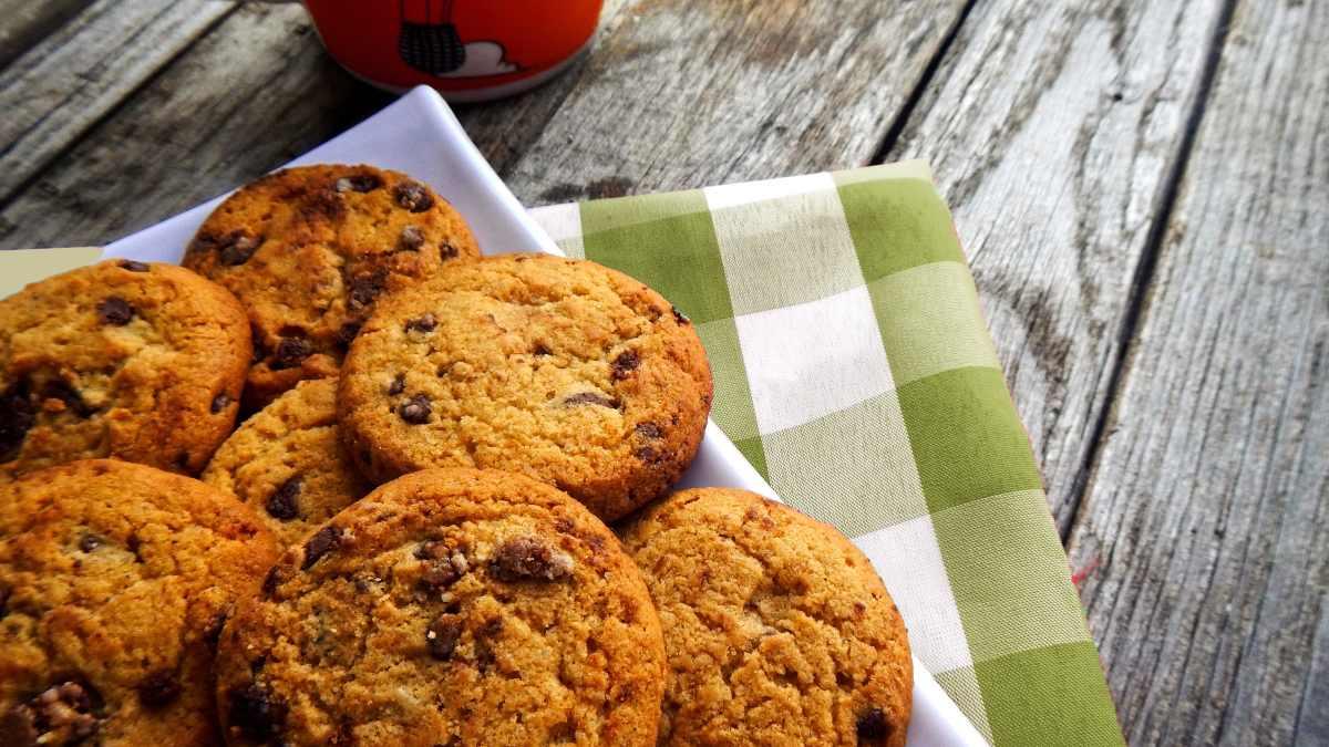 Rápidas y fáciles de hacer_ las mejores galletas de chocolate
