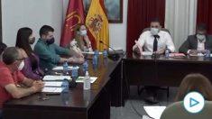 El alcalde de Begíjar insulta a la concejal del PP.