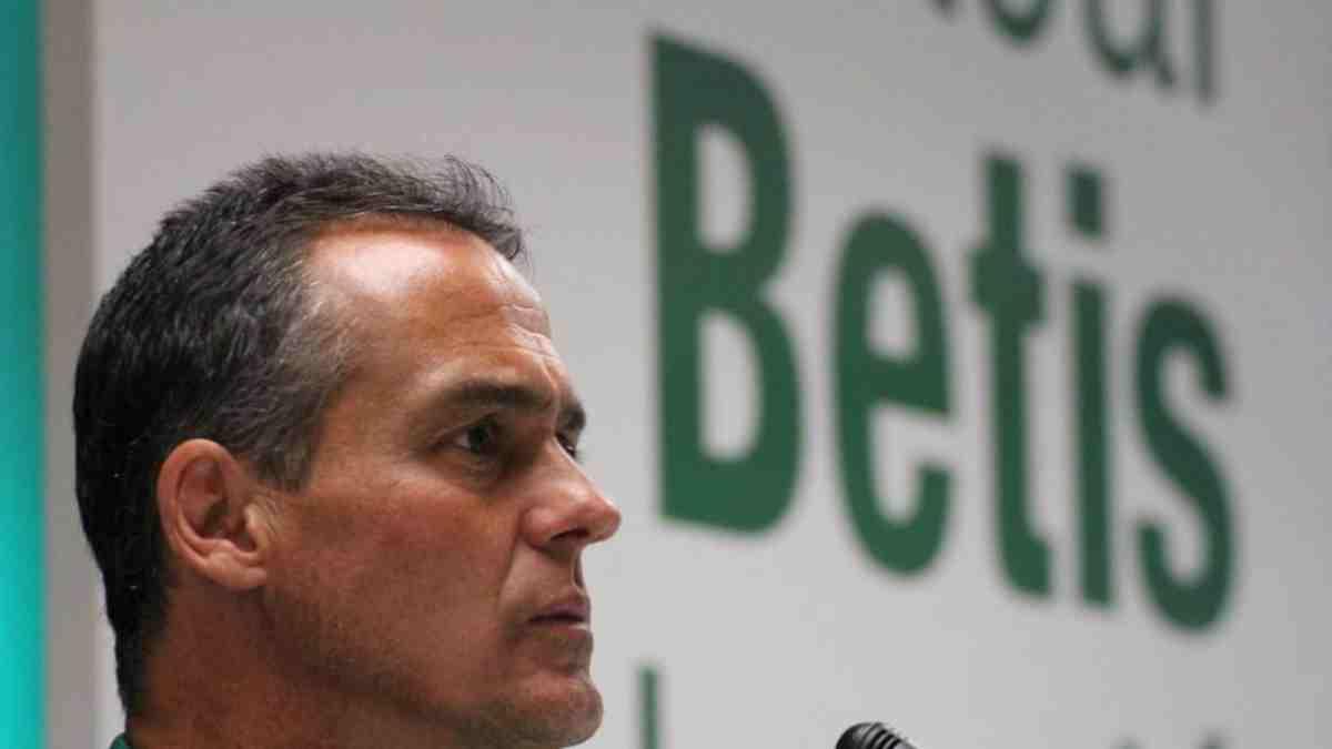 Alexis Trujillo, nuevo entrenador del Betis