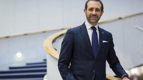 El eurodiputado José Ramón Bauzá.