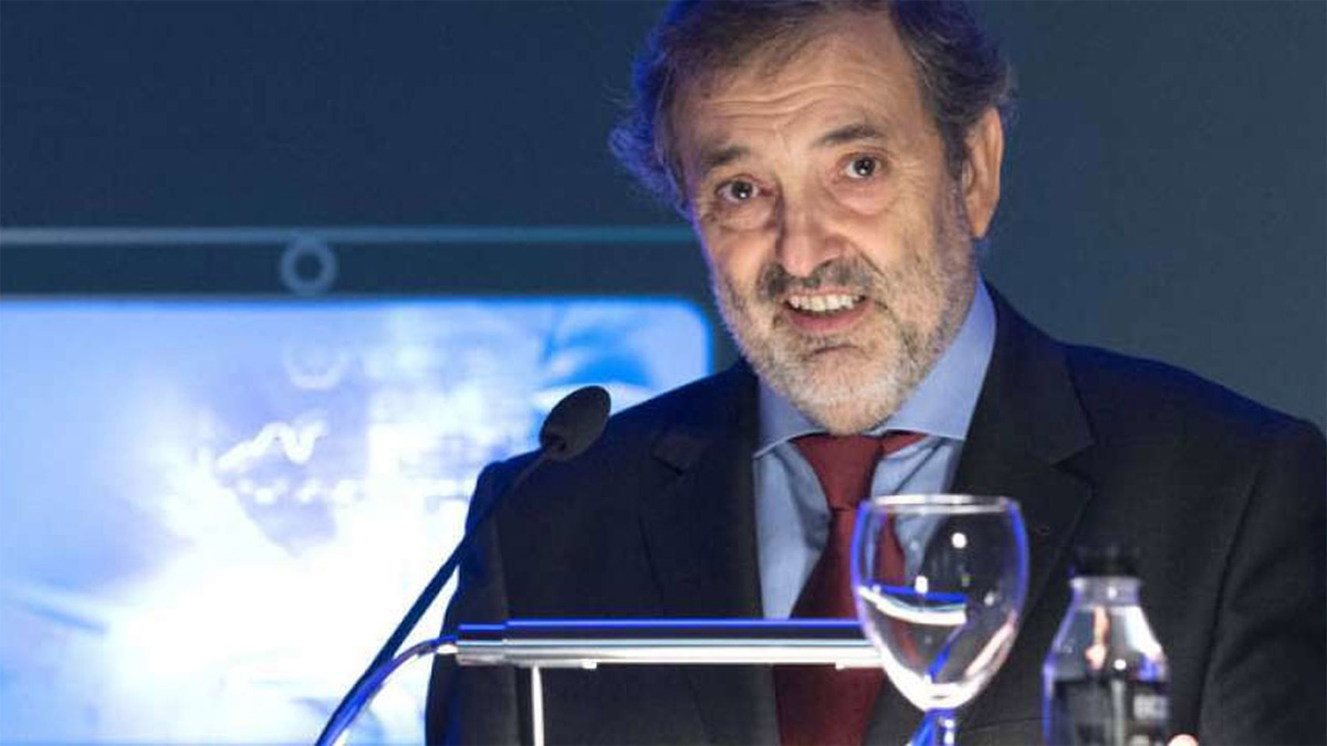 Luis Miguel Gilpérez, ex presidente de Telefónica España.