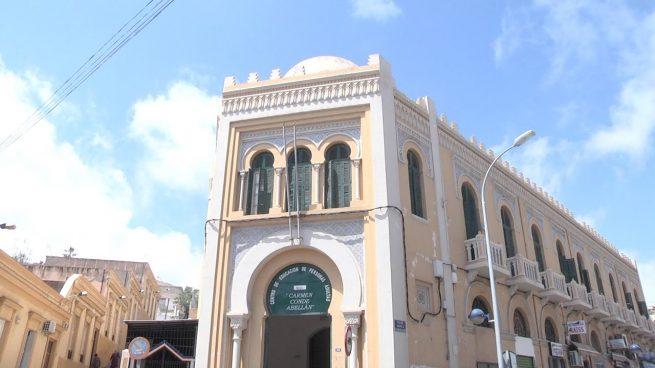 Mezquita de Melilla.