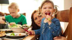 De qué modo puedes hacer que tus hijos amen las verduras