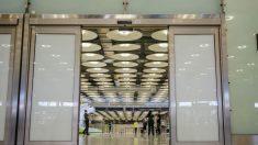 Zona de llegadas del aeropuerto Adolfo Suárez Madrid-Barajas. (Foto: EP)