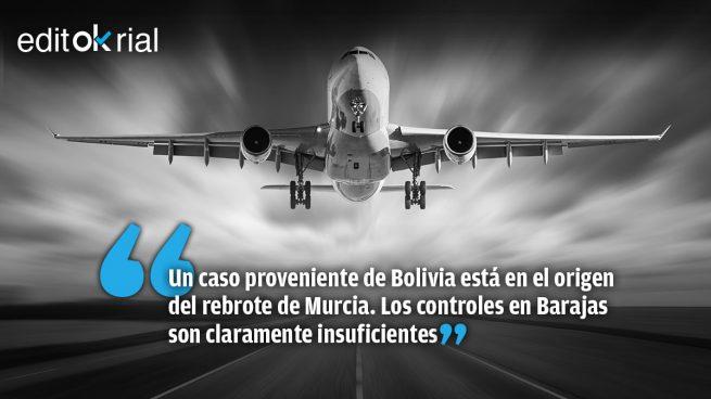 Falta de controles en los aeropuertos: si hay rebrote, Sánchez será el responsable