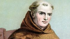 Fray Junípero Serra. Foto: Wikipedia