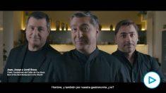 La campaña promovida por el Gobierno de Pedro Sánchez para atraer el turismo en la que participan los hermanos Roca.