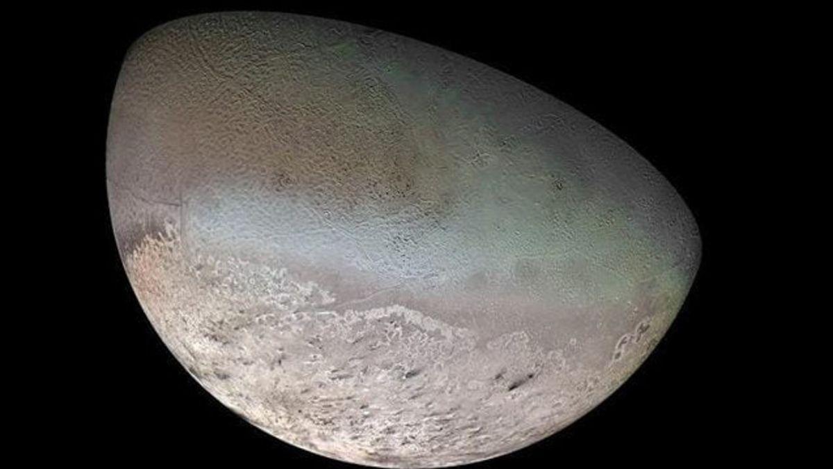 Conoce la misión Tridente de la NASA que permitirá explorar Tritón, la luna de Neptuno
