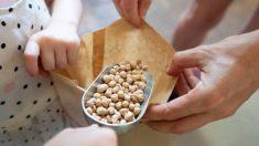 Recetas con legumbres para los niños