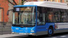 Autobús EMT Madrid