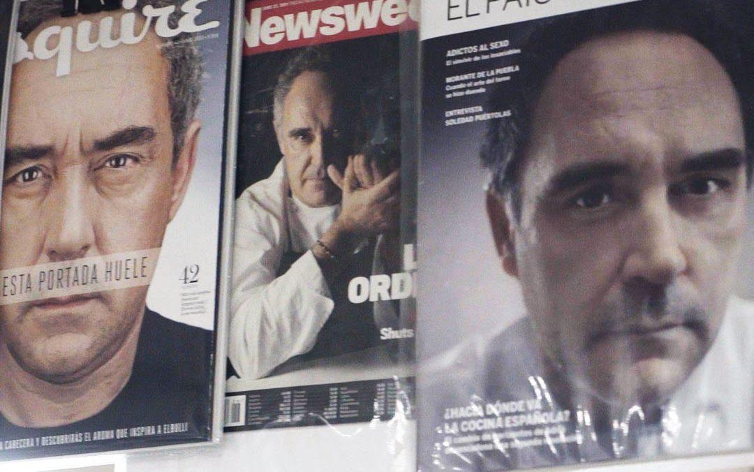 La mirada de Ferran Adrià: el maratón de la innovación