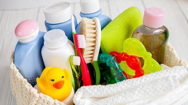 productos cuidado del bebé