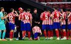 El Atlético se queda sin entrenar a la espera de más pruebas