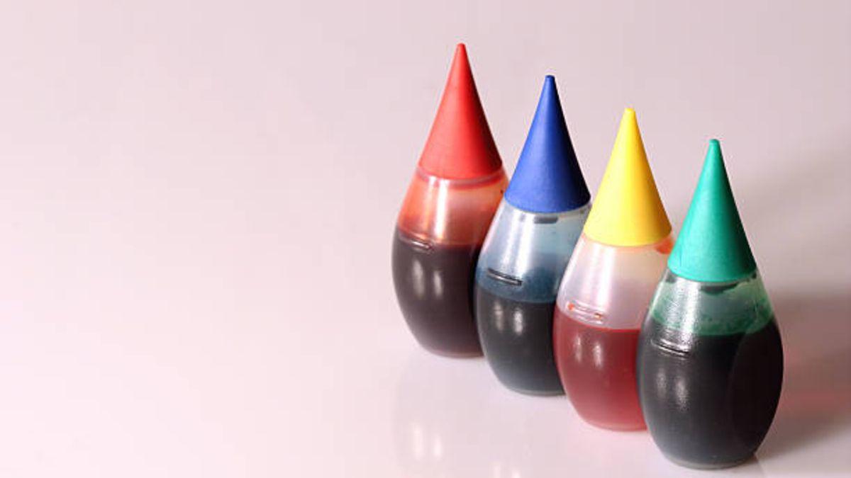 Todos los pasos para hacer colores comestibles para los niños