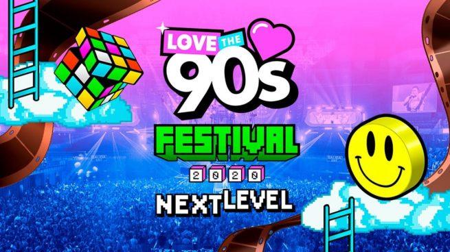 festival love the 90's