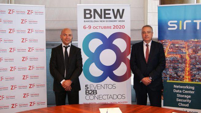 'Barcelona New Economy Week' del Consorci de la Zona Franca será referente en tecnología de contenidos gracias a SIRT