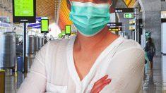 Testimonio de una mujer que viajó con los positivos en coronavirus