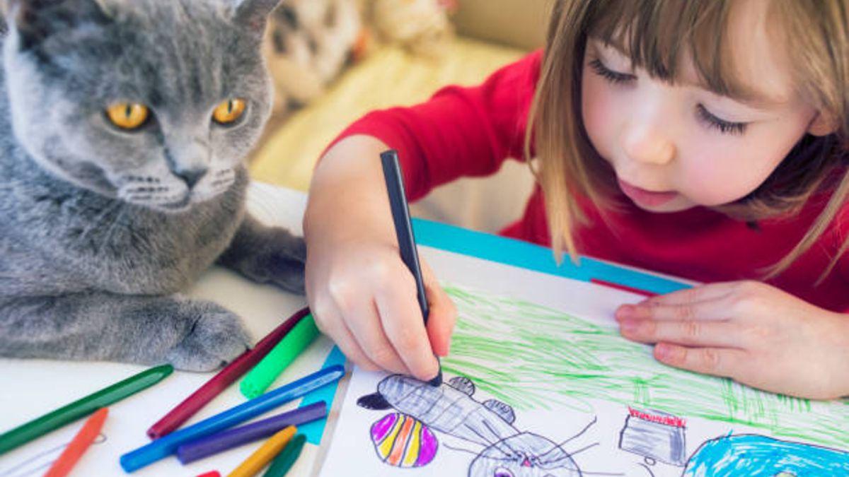 Descubre los libros para que los niños aprendan a dibujar este verano