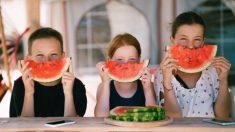 Descubre algunas ideas para que los niños tomen fruta fresca este verano