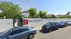 Residencia Castrillón de Lérida. Foto: Google Maps
