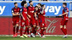 Alavés – Osasuna: jornada 31 de la Liga Santander