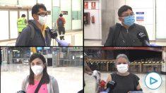 Llega otro vuelo «humanitario» de Bolivia a Barajas