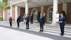 Firma del Acuerdo Social en Defensa del Empleo entre el Gobierno y agentes sociales (ERTE)