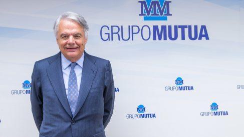 Ignacio Garralda, presidente Grupo Mutua @Mutua
