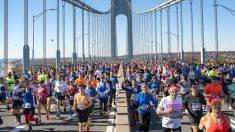 Imagen de la maratón de Nueva York en 2019. (@nycmarathon)