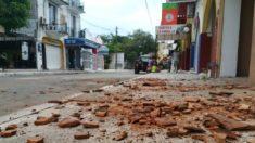 Terremoto en México. Foto: EP