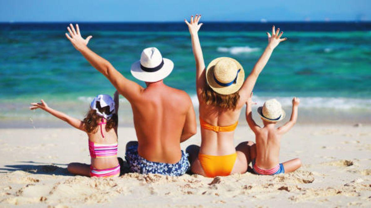 Consejos y pautas para poder tener unas vacaciones tranquilas con los niños
