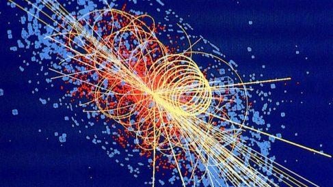 El 4 de julio de 2012, científicos anuncian haber descubierto un bosón similar al bosón de Higgs